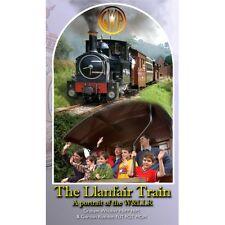 THE LLANFAIR TRAIN & THE WELSHPOOL & LLAINFAIR RAILWAY NEW Double Feature NEW