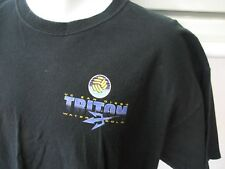 UCSD Tritons Water polo team issue only t shirt University California San Diego