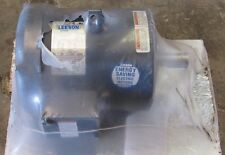 LEESON C182T34FB5A,G130099.00 3HP 3PH 2.24KW 3515RPM ELECTRIC MOTOR