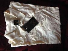 "Ed hardy homme polo shirt ""love runs wild"" xl"