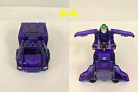 [TURNING MECARD] ANDROMAGICIAN Transformable Robot Car TV Figure+2card Free Ship