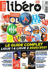 Libero - Le Guide Complet Ligue 1 & 2 2020/2021 - France Season Preview Magazine