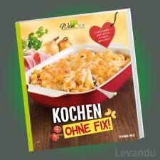 KOCHEN OHNE FIX! | CORINNA WILD |Lieblingsgerichte frisch gekocht!