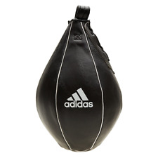 Adidas Precision Leather Boxing Speed Bag in Various Sizes (New) - Black