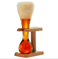 NEW Vintage  Pauwel Kwak, Bosteels Brewery, Belgian Craft Beer Chalice