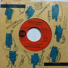 Juke box annie cordy still music/the American genus 45g 1726