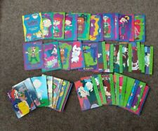 The Rugrats Collector Cards 1997. Complete
