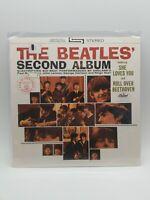 The Beatles * SECOND ALBUM  * LP SEALED  NEW  ST 2080 1970's Vinyl Album