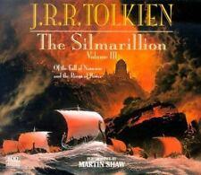 The Silmarillion Vol. 3 by J. R. R. Tolkien (1998, CD, ) NEW