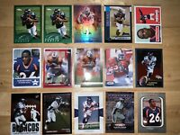 (40) Card Rookie Lot Washington Redskins Clinton Portis