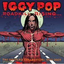 IGGY POP Roadkill Rising: The Bootleg Collection 1977-2009 2011 4-CD NEW