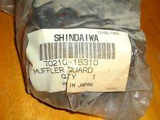 ONE NEW Genuine Shindaiwa muffler guard 70210-15311