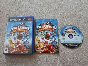 Power Rangers Dino Thunder (Sony Playstation 2) PS2