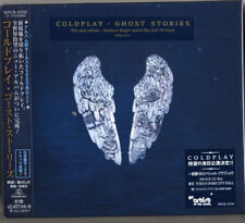 COLDPLAY-GHOST STORIES-JAPAN CD BONUS TRACK F45