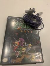 The Legend of Zelda: Four Swords Adventures And GCN - GBA Link Cable (GCN, 2005)