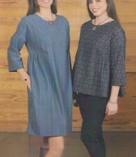 PATTERN - Katelyn's Dress Tunic & Top - women's sewing PATTERN - Indygo Junction