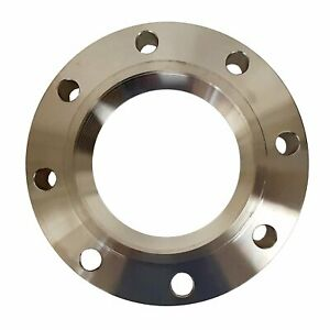"""Stainless Steel Flange 6"""" Inch NPT Thread, 304 SS, Class 150#"""