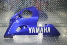 2000 YAMAHA YZF R6 LEFT LOWER BOTTOM BELLY SIDE FAIRING COWL-DEEP RASH SEE PHOTO