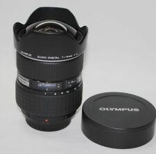 Olympus ZUIKO ED 7-14 mm f4 Lentille Pour Vieux quatre tiers Fit (ne convient pas Caméra M43)