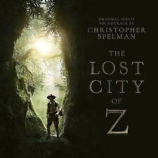 THE LOST CITY OF Z (MUSIQUE DE FILM) - CHRISTOPHER SPELMAN (CD)