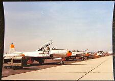 AVIATION, PHOTO AVION, T-33 ??, EXERCICE VOLTAIR