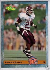 1993 Classic Draft Patrick Bates