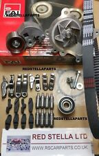 TIMING BELT KIT ROCKERS HYUNDAI 2.0 2.2 CRDI TUSCAN SANTA FE  2.0 2.2 CRDI 16V