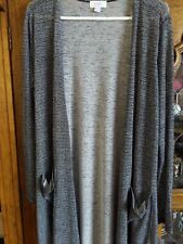Lularoe Sarah Large Nwt Lightweight Small Black And White Checked