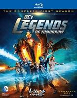 Legends of Tomorrow <First Season> Complete Box (2 Disc) [Blu-ray]