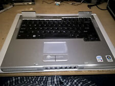 Dell Inspiron E1505 bottom assembly housing palmrest keyboard cover