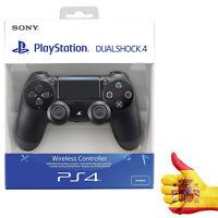 Nuevo Controlador negro V2 PS4 DualShock 4 Envío Gratis desde España