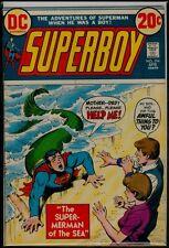 Dc Comics Superboy #194 Fn/Vfn 7.0