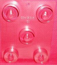 Ladybug, Spring, Chocolate Cookie Candy Mold,Clear Plastic,C/K,Bugs