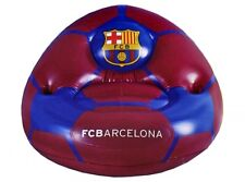 Official Football Team Gift F.c. Barcelona Inflatable Chair