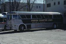 Parish Charter Lines Mci bus Kodachrome original Kodak slide