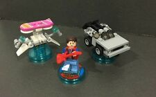 Lego Dimensions Back To The Future Marty McFly niveau Pack 71201