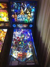 Starwars Pinball Machine Data East- Reconditioned