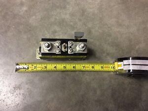 Allen Bradley R18F Heater Overload Block Uses W81 Element