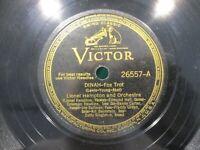 Lionel Hampton 'Dinah/Singin' The Blues' 78