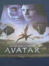 POSTER AVATAR on both side 58 x 40 cm