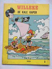 Willeke 3 - De Kale Kaper - plagiaat van Jommeke