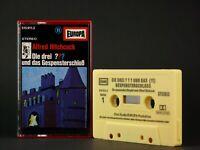Die drei ??? 11 Fragezeichen und das Gespensterschloss Kassette MC alte Musik