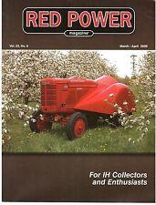 International 8-16 Tractor, IH Orchard O4 06, 884 & 584