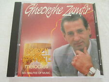 Gheorghe Zamfir - Golden Pan Flute Melodies - CD West Germany full silver