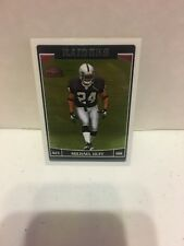 2006 Topps Chrome Rookie Michael Huff #240