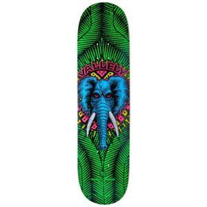 "Powell Peralta Skateboard Deck Vallely Green Elephant 8"""
