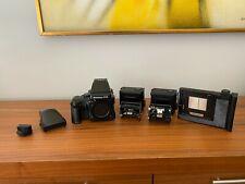 Mamiya 645 Pro Tl Medium Format Slr Film Camera Kit with Accessories