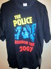2007 / 2008 The Police reunion tour shirt , Large