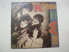 KATRINA & THE WAVES   RARE LP RECORD vinyl  INDIA INDIAN ex