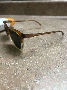 Raen Wiley Sunglasses Honey Havana With Hard Case